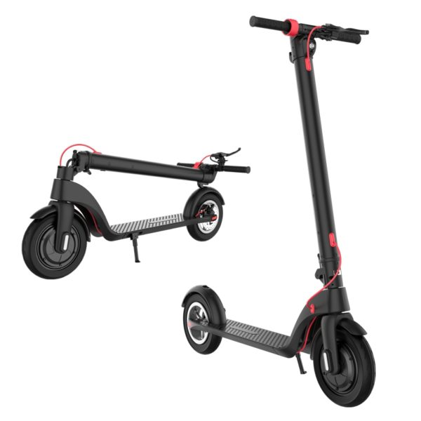 The Storm Boost – Foldable Electric Scooter – Removable Battery ...